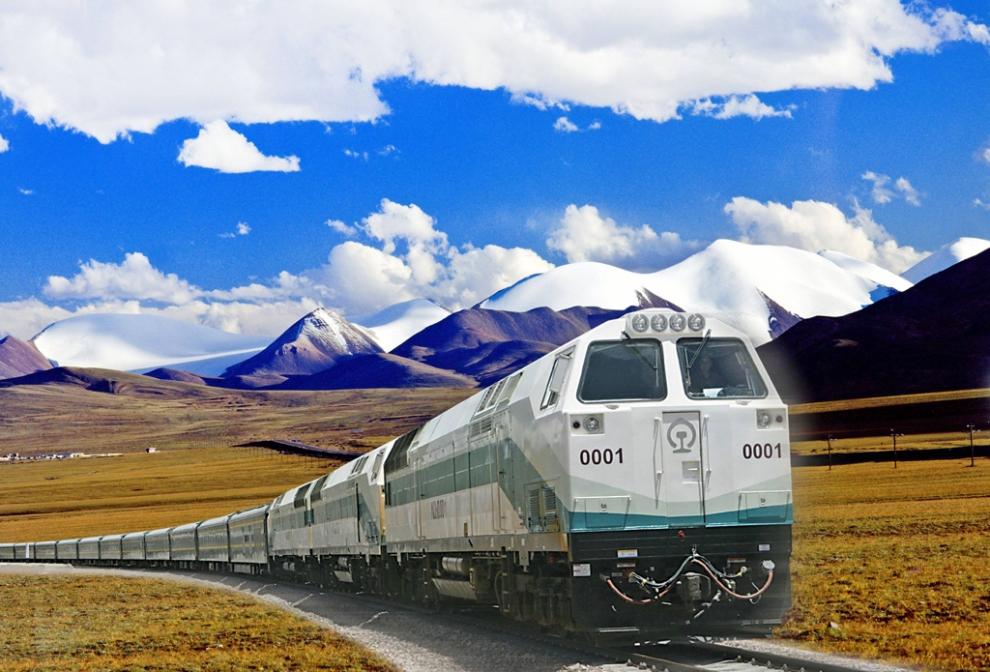 青藏铁路1
