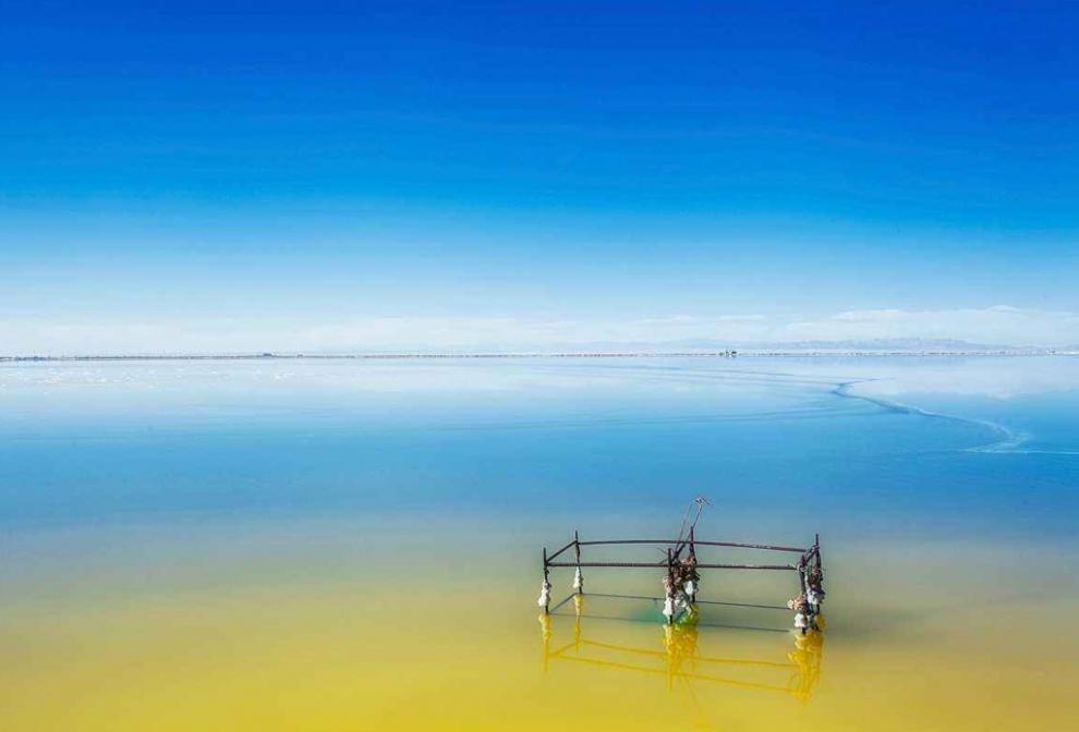 察尔汗盐湖2