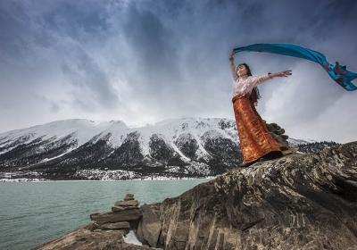各地藏族姑娘不一样的美