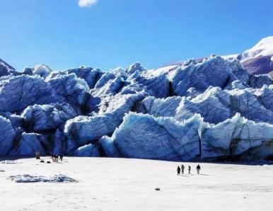 西藏的冬天,美成了天堂