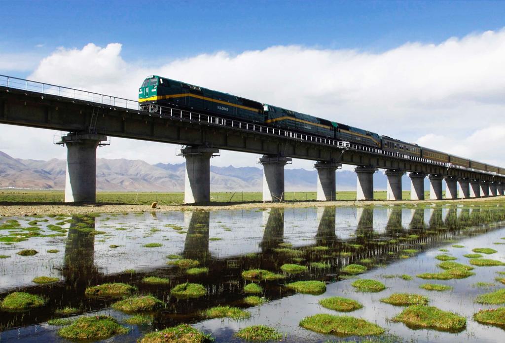 青藏铁路2